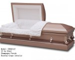 22 gauge caskets